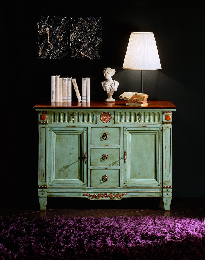 Chest Of Drawers - Sm Divani