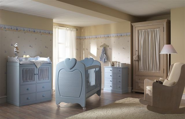 Set for children's room, De Baggis