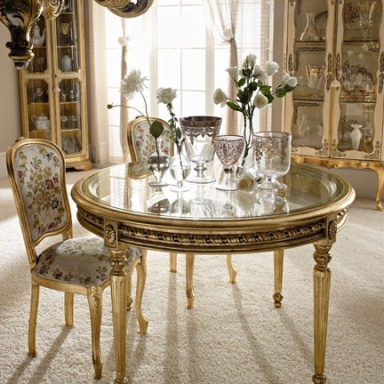 Dining table Andrea Fanfani