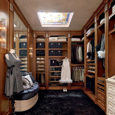 Martini Mobili Walk-In Closet