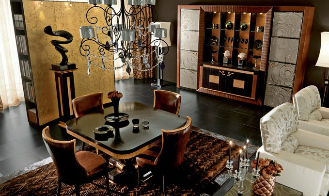 Dining room (dining set) Florence Collections