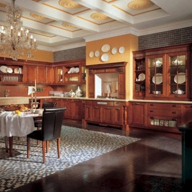 Kitchen furniture kitchen) Opera