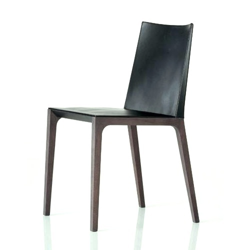Chair without armrests lean molteni luxury furniture mr for Molteni furniture