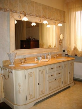 The Cabinet under the sink Bagno 1