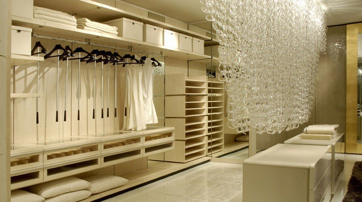 Wardrobe with frame of Malinina Walk-in closet, Besana