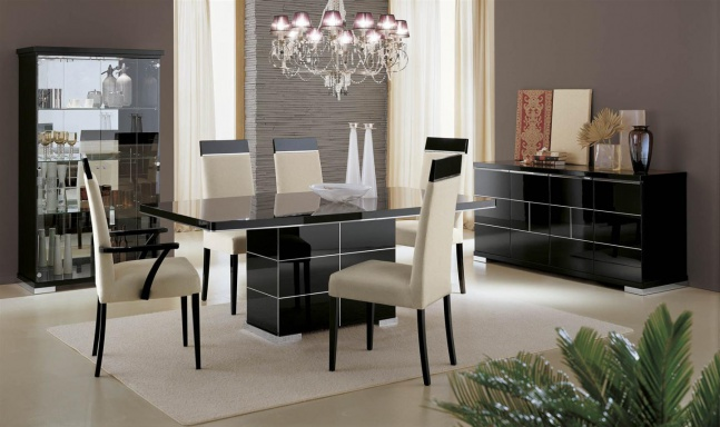 Dining room (dining set) Siena