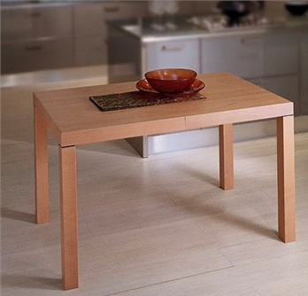 Glam dining table scavolini luxury furniture mr for Glam dining table