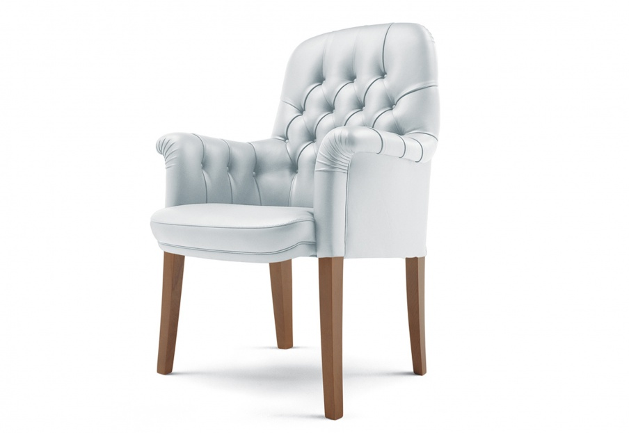 Chair, Oxford chair, Poltrona Frau