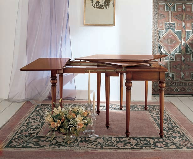 Console solid wood C079, Bizzotto