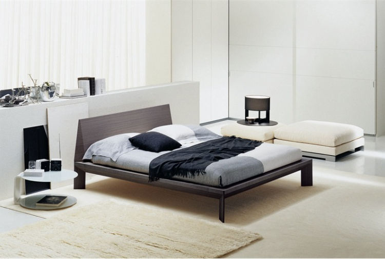 Double bed, Diamond - Molteni