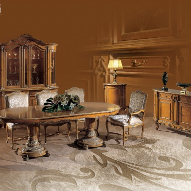 Dining room (dining set) Cignani