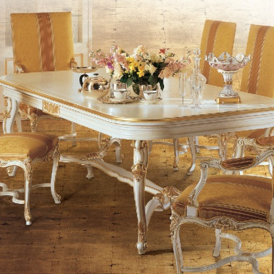 Dining table Caravaggio