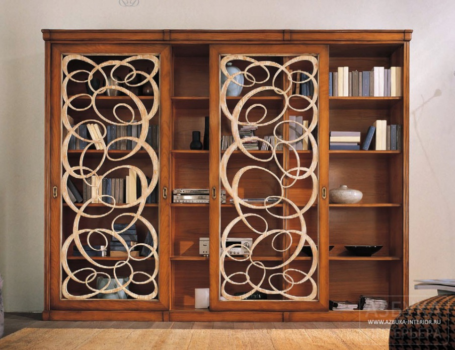 Bookcase CL057, Bizzotto