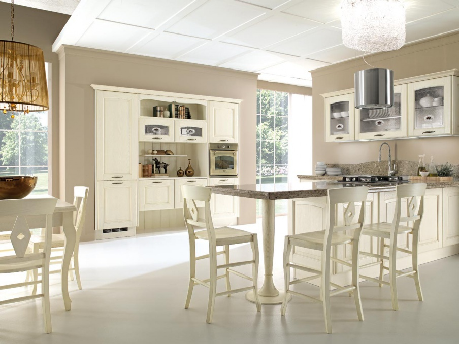 Kitchen (Suite kitchen), LUBE Cucine - Luxury furniture MR