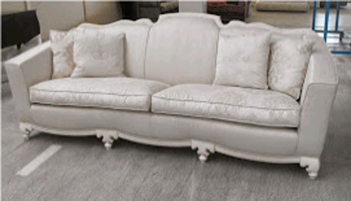 Three Seater Sofa Darwin, Epoque