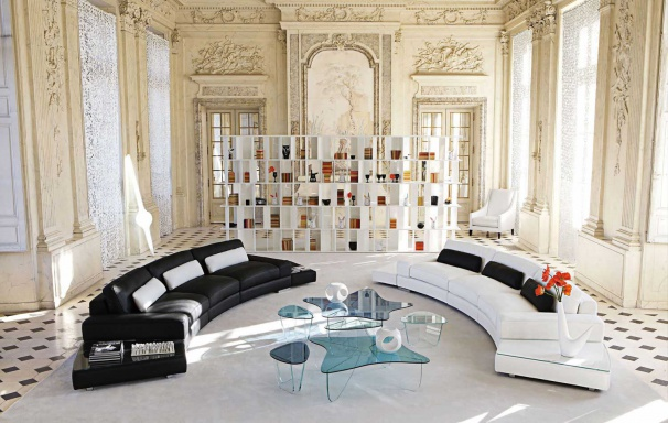 The modular sofa of IL-Teatro