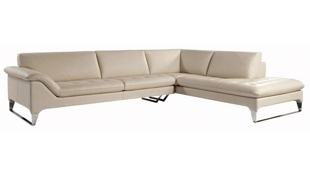 The sofa is modular, \'improviste - Roche Bobois - Luxury furniture MR