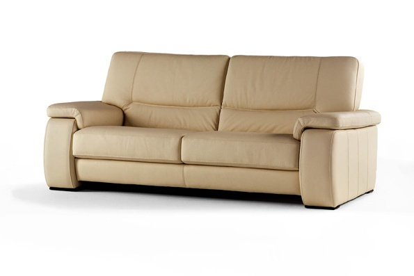 Leather Tapestry Sofa Two Seater Sofa In Leather Upholstery Calia Italia .