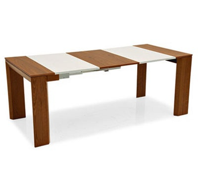 Dining table with rectangular top, Calligaris