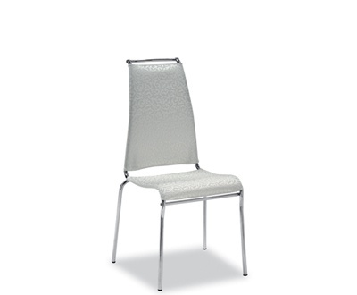 Chair with high backrest, Calligaris