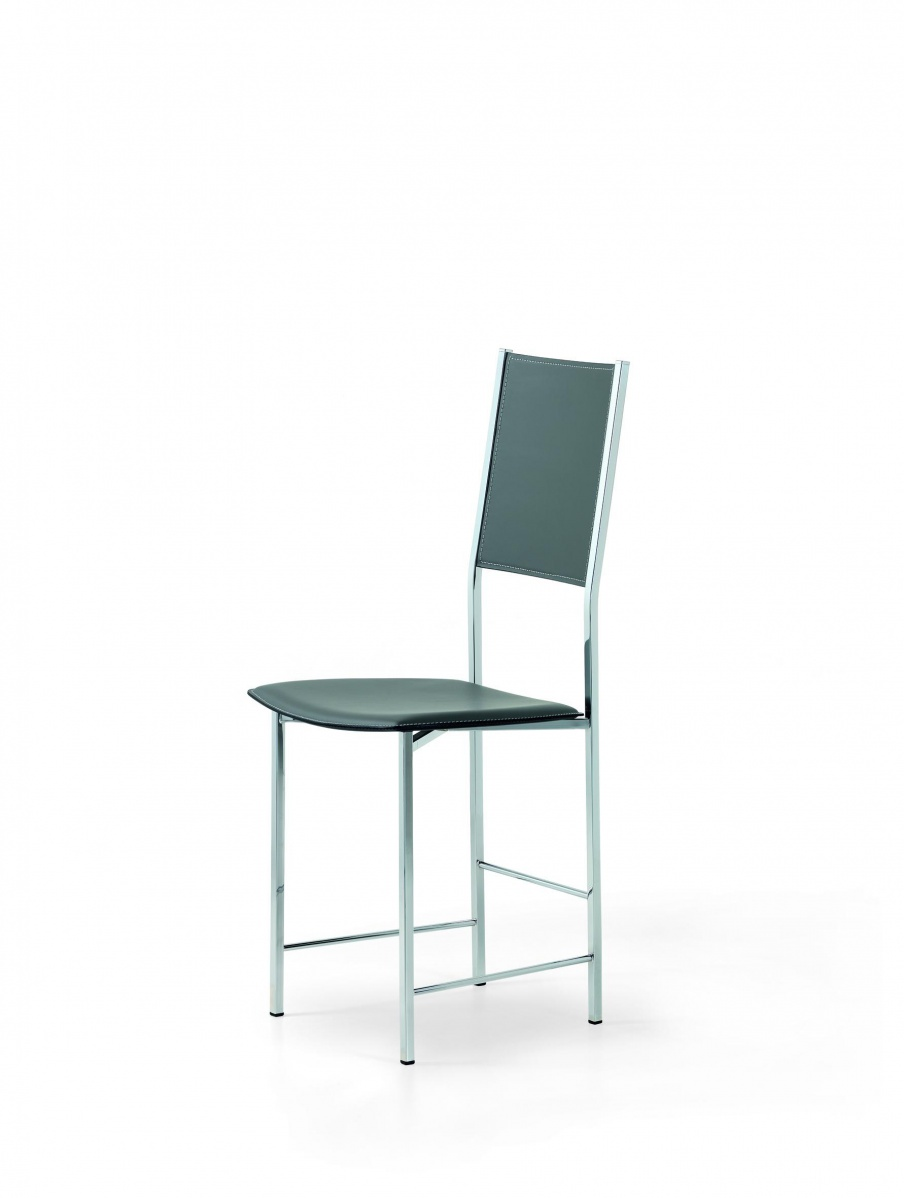 Chair on a metal frame, Alessia - Cattelan Italia - Luxury ... - Chair on a metal frame, Alessia - Cattelan Italia