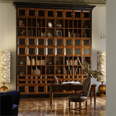 Bookcase Annibale Colombo