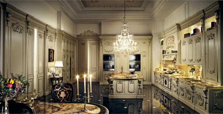 Kitchen furniture kitchen) Diamond