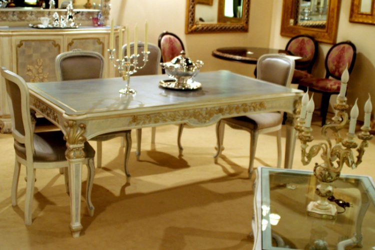 Dining Table Big Size A Real Find For Family Friendly Luxury Furniture MR