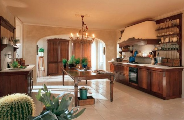 Kitchen (kitchen set) Marchetti, Montello