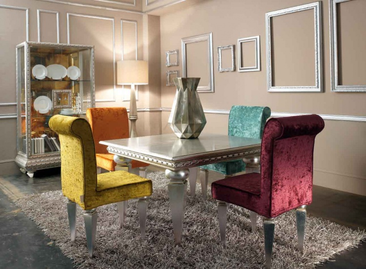 Dining room (dining set) Gregori