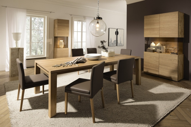 Dining room (dining set), dining room, Elea - Huelsta