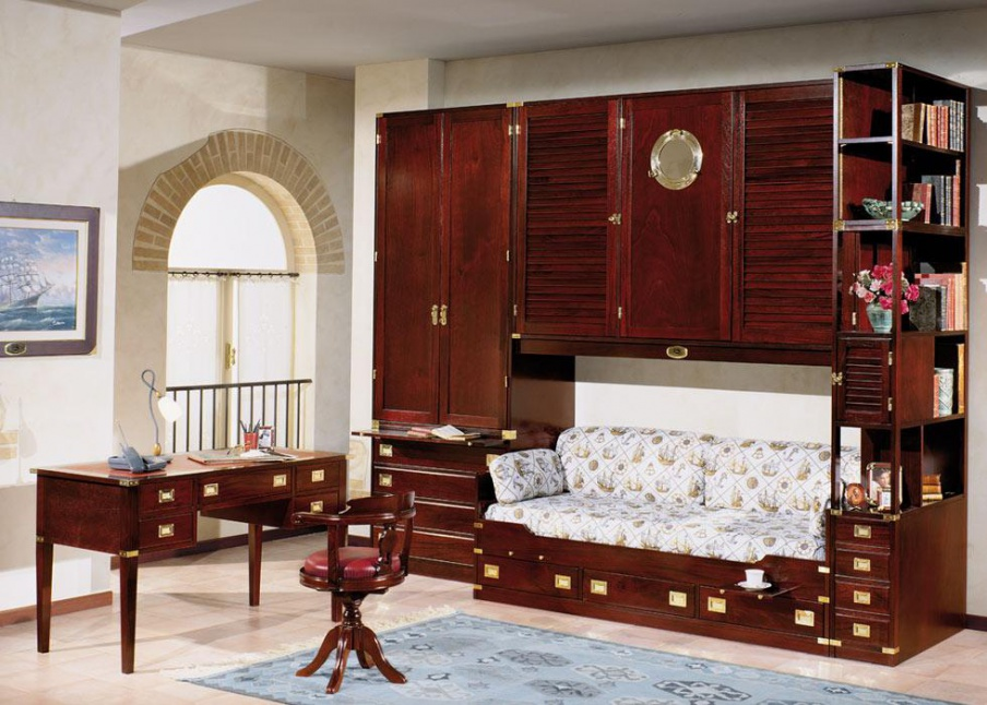 wardrobe with niche vecchia maria caroti luxury furniture mr