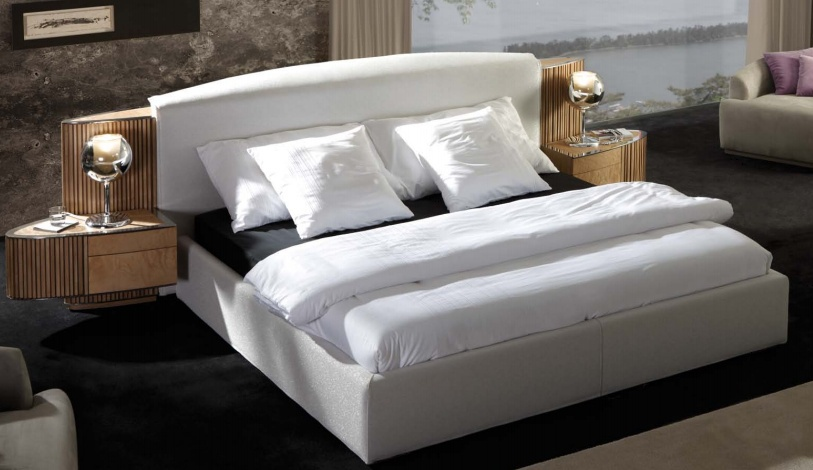 Set for bedroom collection Amon Mobil Fresno Luxury