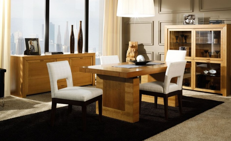 Set for the dining room Egea collection Mobil Fresno