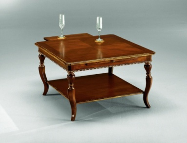 The dressing table gasperini luxury furniture for Dressing a coffee table
