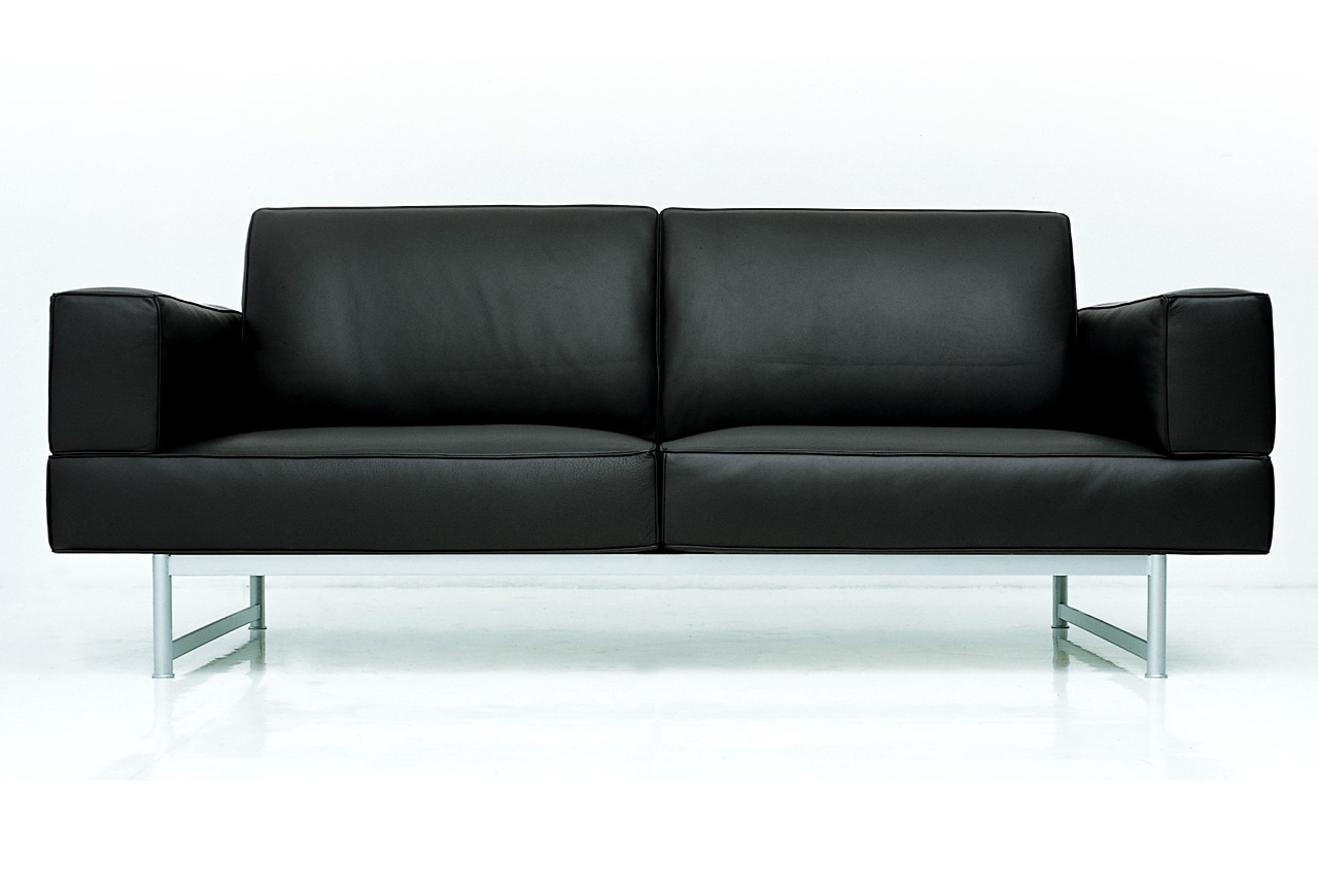The 260 REEF Double Sofa On A Metal Frame, Cassina