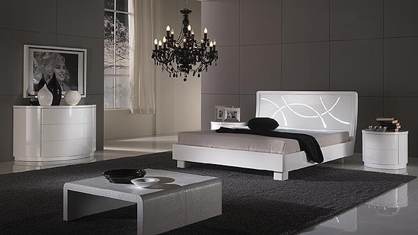 Bed, Saber - Luxury furniture MR