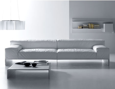 Sofa Double Arch Mdf Italia Luxury Furniture Mr