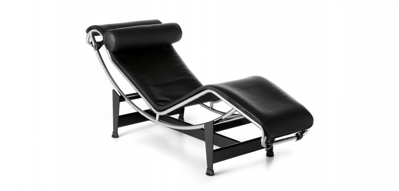 The LC4 chaise lounge
