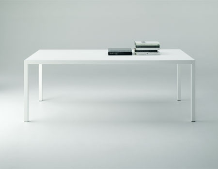 Keramik Dining Table, MDF Italia