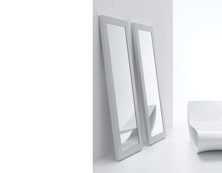 Mirror miroir mdf italia luxury furniture mr for Miroir collable