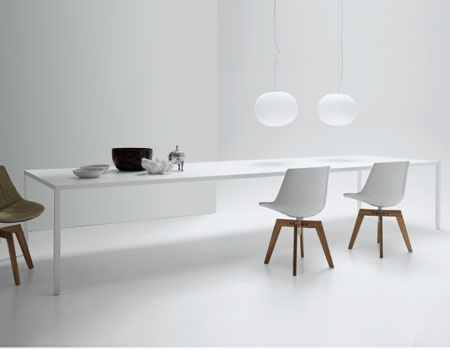 Tense Dining Table, MDF Italia