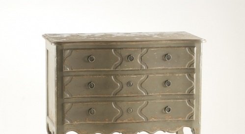 Chest Of Drawers, Dialma Brown