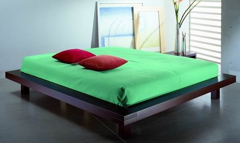 Bed base brunello piermaria luxury furniture mr - Characteristics of contemporary platform beds ...