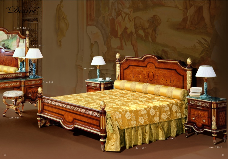 Double bed, Mida