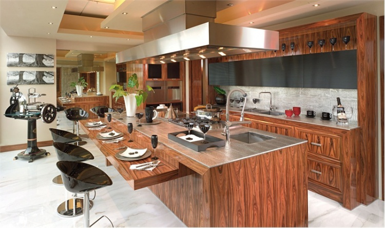 Kitchen (kitchen set) Faoma, Emotion