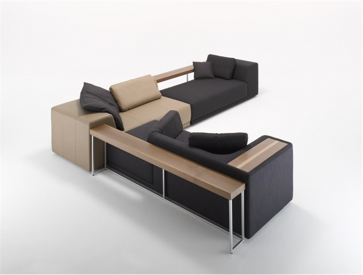 The Cosmo Sofa - Rolf Benz