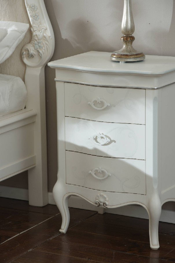 Nightstands bedside, Benedetti