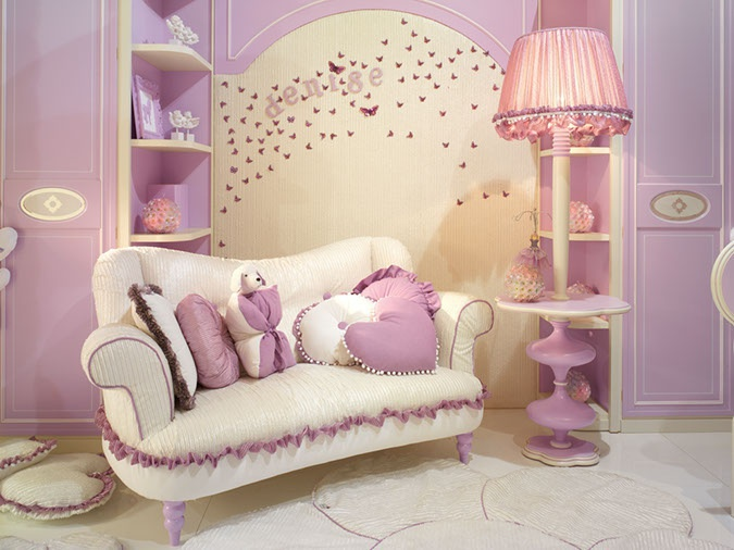 Couch for kids room Fantasy, Ebanisteria Bacci