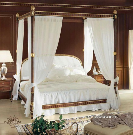 A canopy bed is a great choice for both adult and children - Canopy bed ideas for adults ...